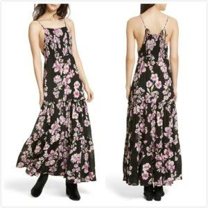 NWT Garden Party Maxi Dress FREE PEOPLE